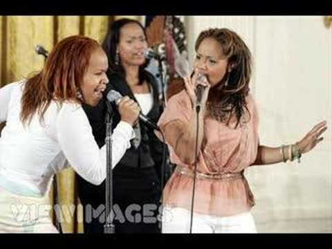 """Mary Mary: """"Can't Give Up Now"""" my all-time favorite Gospel song!"""