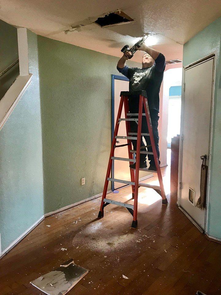 Water Dripping From Your Ceiling We Ll Find The Leak And Fix It Fast Waterleak Plumber Plumbing Atx Austintx Leaks Plumbing Repair