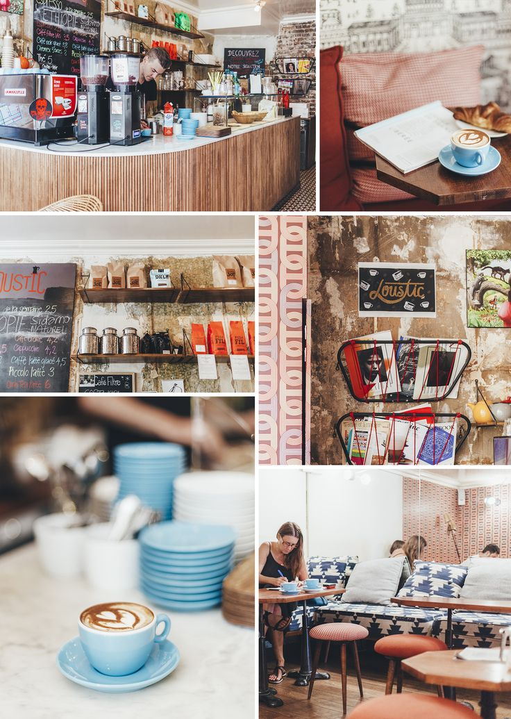 """Loustic / MyLittleParis - """"Nos 21 coffee shops préférés"""" - 20150914"""