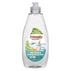 Detergent vase si biberoane fara miros  414 ml