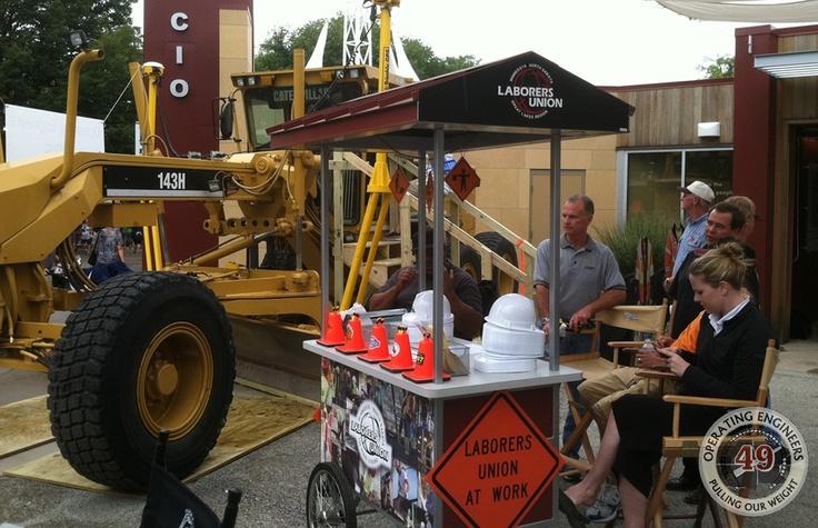 MN State Fair 2011 @ the Labor Pavillion