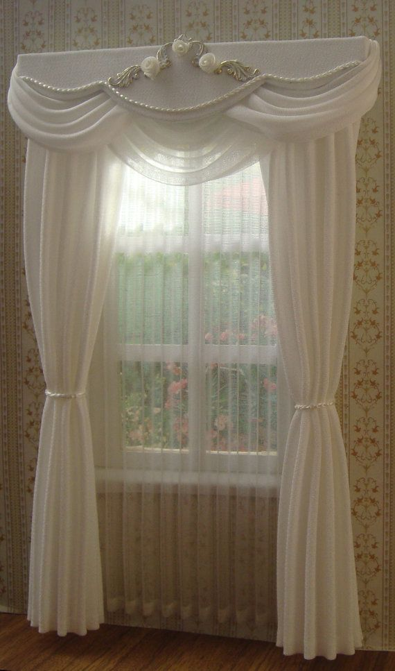 M s de 25 ideas incre bles sobre cortinas de ventanas for Cortinas largas