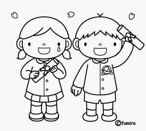 Dibujos Para Colorear Maestra De Infantil Y Primaria El Colegio Dibujos Para Colorear Dibujo De Ninos Jugando Ninos Corriendo Para Colorear Moldes De Ninos