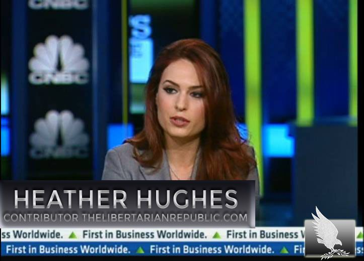 What happens when the Fed stops pumping? Heather Hughes Reports (VIDEO)