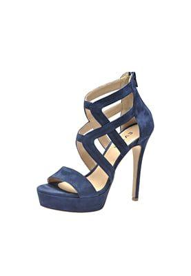 Sandalen Evita Shoes Sandalen met hoge hak blue Blauw: € 220,00 Bij