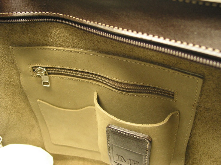 MAKOTO Tote oiled taupe nubuck by JMBCanada on Etsy