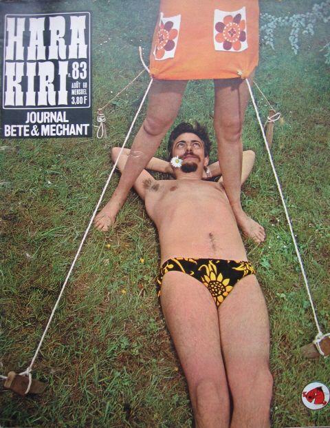 Hara Kiri Magazine (1968)