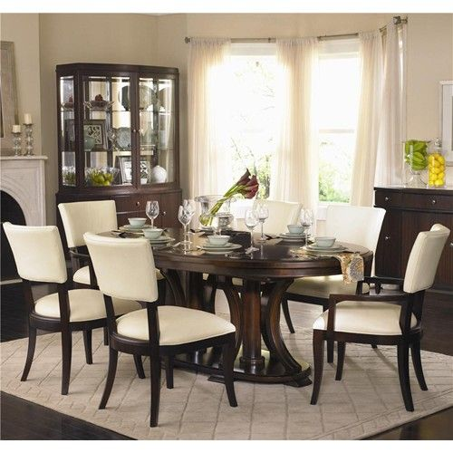 Bernhardt westwood 7 piece formal dining set dining room pinterest dining tables miami - Dining room sets miami ...