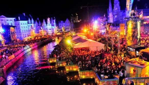 Gentse Feesten 14 to 23 July 2012