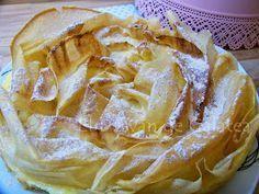 Esta es una tarta muy lucida y muy fácil de hacer. Está en muchos blogs de cocina, pero yo me fijé en Bocados de Cielo , e hice algu...