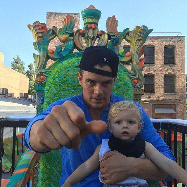Fergie and Josh Duhamel welcomed their first child, Axl Duhamel, in August 2013, and he's been winning our hearts on Instagram ever since. Keep reading to see all of their heart-melting moments and then check out even more sweet celebrity families on Instagram.