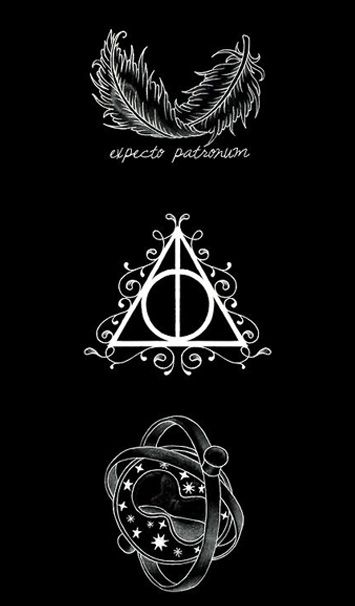 Harry Potter ♥ cell phone background