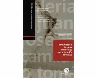 Comunicación, lenguaje y tecnología para la inclusión educativa  Rozo Sandoval, Claudia ; Lara Guzmán, Gabriel [et al.] 1ºed. Bogotá : Universidad Pedagógica Nacional, 2008.  ISBN 978-958-8316-58-1