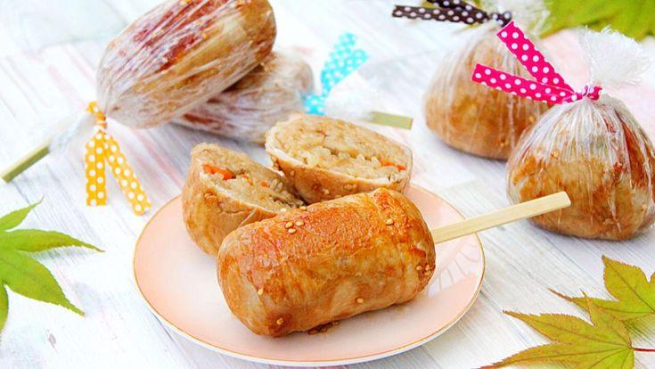 あぽも's dish photo 運動会に肉ちまき | http://snapdish.co #SnapDish #レシピ