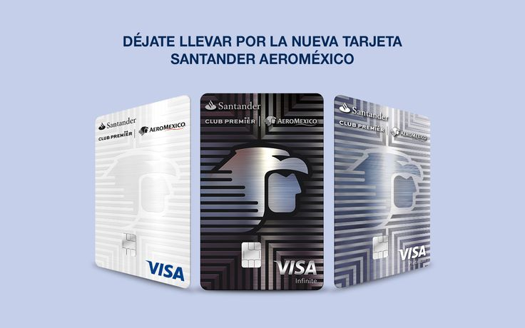 Design and optimization of credit card, landing page and fuselage of a Boeing 737-700 of Santander Aeromexico Card.The logotypes, images, text, and videos presented in this project are exclusive property of Aeromexico, Santander Mexico Finantial Group, …