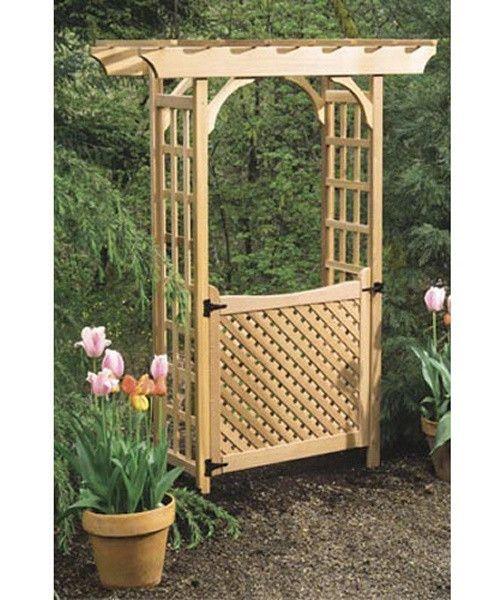 Best 25 cedar pergola ideas on pinterest deck ideas for Cedar garden gate designs