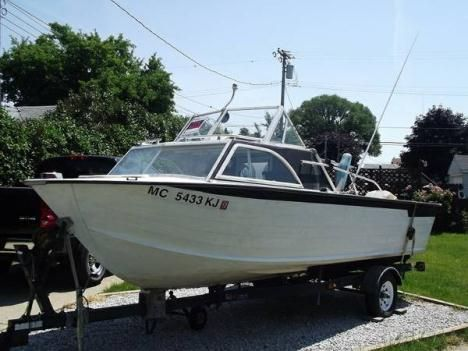 1972 Starcraft Aluminum Boat inboard | Starcraft Boats For Sale In Detroit MI