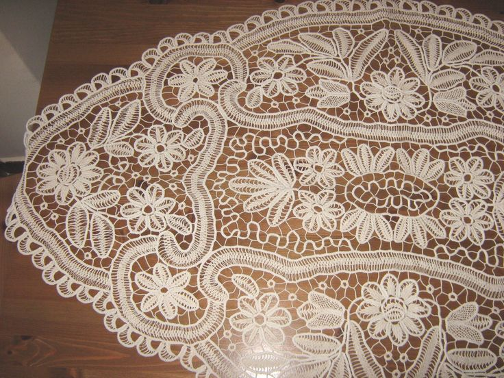 point lace - Google Search
