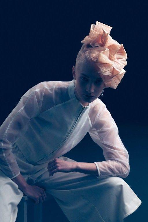 прически стрижки окрашивание волос пастельные цвета Bjorn Axen haircolor hairstyle
