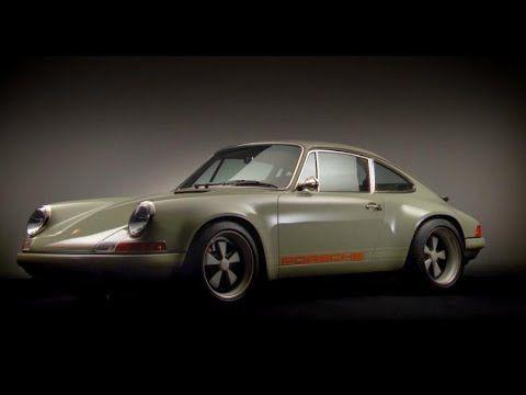 911 Modified by Singer - Porsche 911 Tribute - Top Gear - Series 20 - BBC