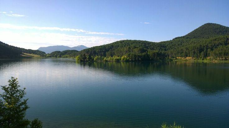 Lake Doxa. Korinthia, Greece.