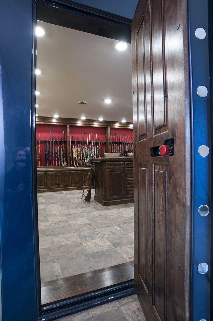 Gun room amp trophy room done hunting - Gun Rooms Trophy Rooms Rock Design Guns Man Cave Future House Shooting Fun Stuff Garage