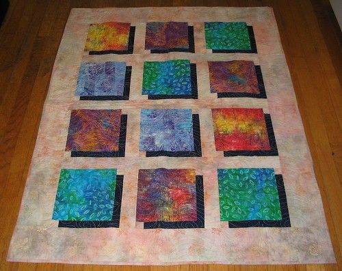 414 best Quilting - Designs and Patterns images on Pinterest ... : shadowed daisy quilt pattern free - Adamdwight.com