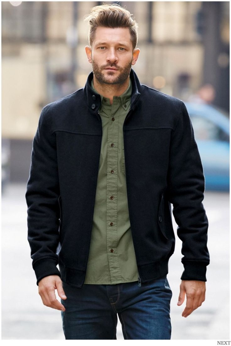 57 best Men's Outerwear and Jackets images on Pinterest | Men's ...