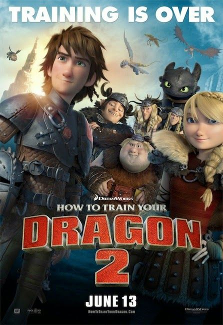 I just loved this movie..Even better than the first..this is a must watch in 2014..:)  #HowToTrainYourDragon #MovieReview #NewRelease #2014Releases #Action #Adventure #Dragons #Vikings #MoviesAdaptedFromBooks