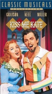 "Kiss Me Kate...lots of fun...However, ""Brush Up Your Shakespeare"" is worth everything else put together!"