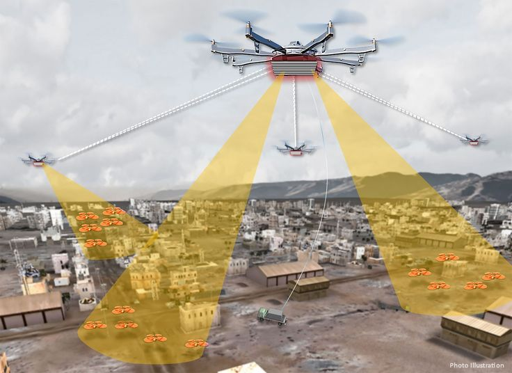 DARPA's 'Aerial Dragnet' will monitor drones in cities   Fox News