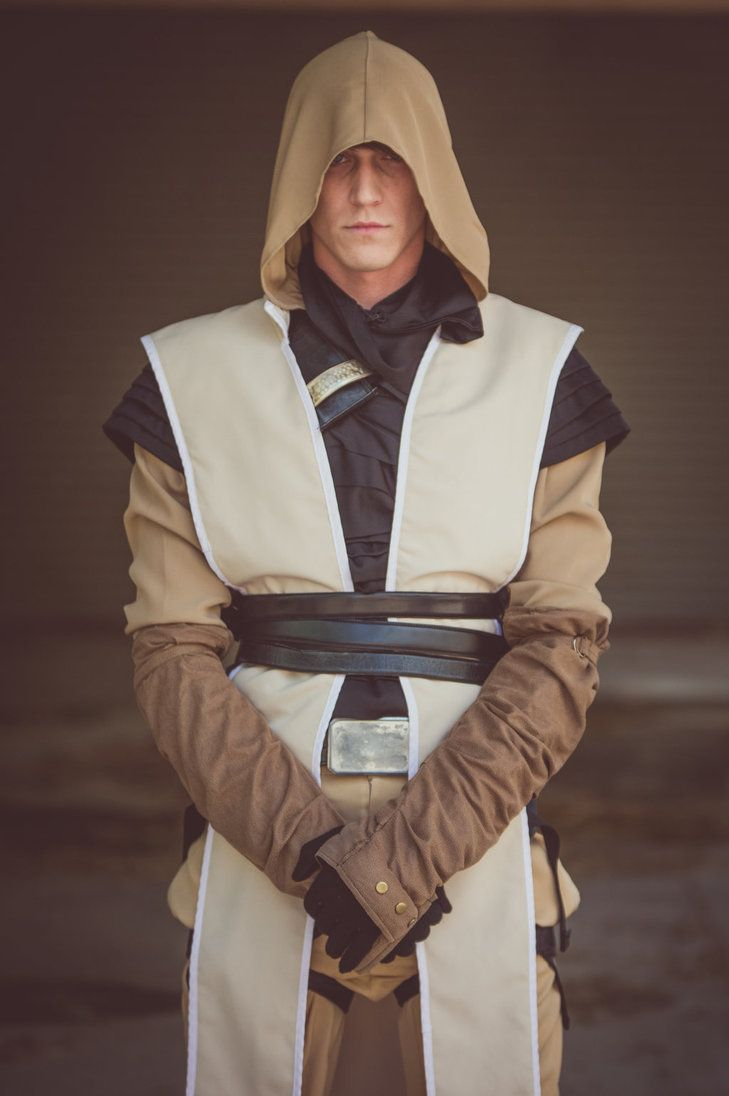 Starkiller in his Adventure Robes 1 by CCCostumes on DeviantArt