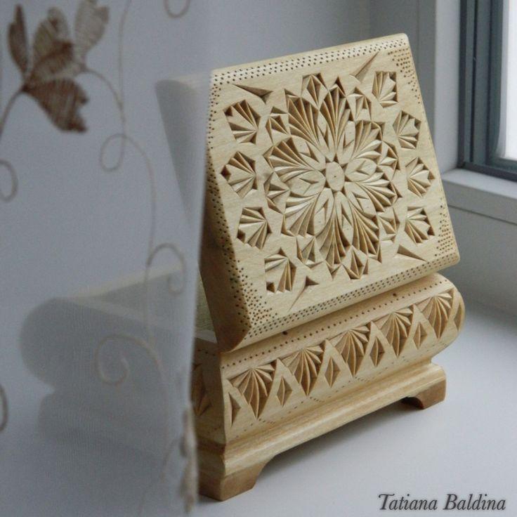 Chip carving pattern by tatiana baldina https