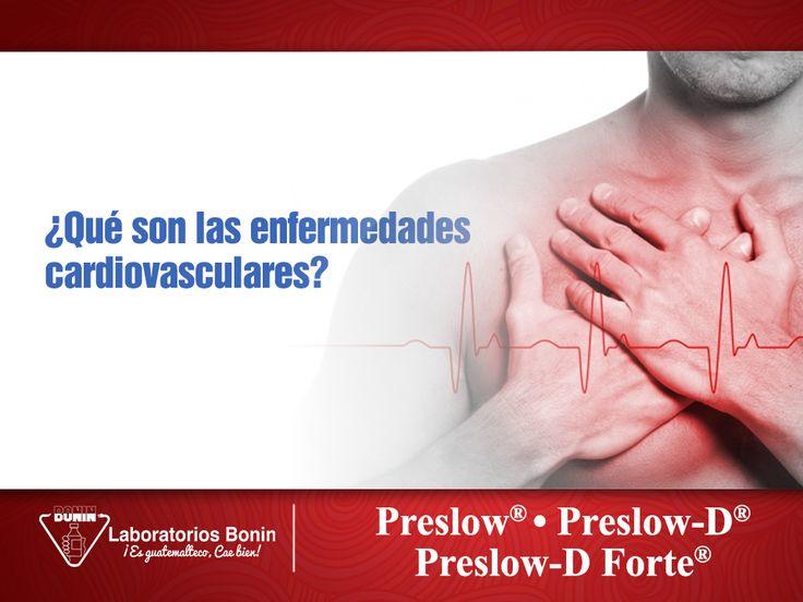 Las enfermedades cardiovasculares son un conjunto de trastornos del corazón y de los vasos sanguíneos. Se clasifican en:  • Hipertensión arterial(presión alta); • Cardiopatía coronaria (infarto de miocardio); • Enfermedad cerebrovascular (apoplejía); • Enfermedad vascular periférica; • Insuficiencia cardíaca; • Cardiopatía reumática; • Cardiopatía congénita; • Miocardiopatías.