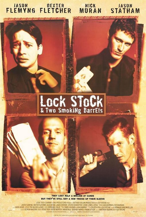 Lock, Stock & Two Smoking Barrels by Guy Ritchie