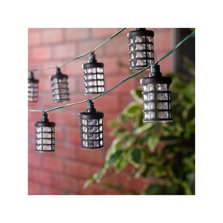 Dollarama Solar String Lights: 25+ Best Ideas About Solar String Lights On Pinterest
