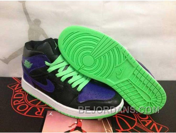 http://www.bejordans.com/big-discount-nike-air-jordan-1-mens-electric-green-purple-black-night-vision-joker-shoes-6djqe.html BIG DISCOUNT NIKE AIR JORDAN 1 MENS ELECTRIC GREEN PURPLE BLACK NIGHT VISION JOKER SHOES 6DJQE Only $89.00 , Free Shipping!