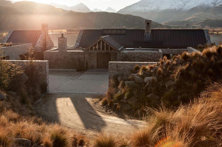 Central Otago House - Sumich Chaplin Architects