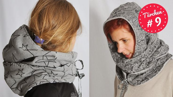 freebook mützen.SCHAL • Mütze • Schal • Nähanleitung kostenlos • leni pepunkt • DIY • easy nähen • free sewing pattern • scarf hat cap