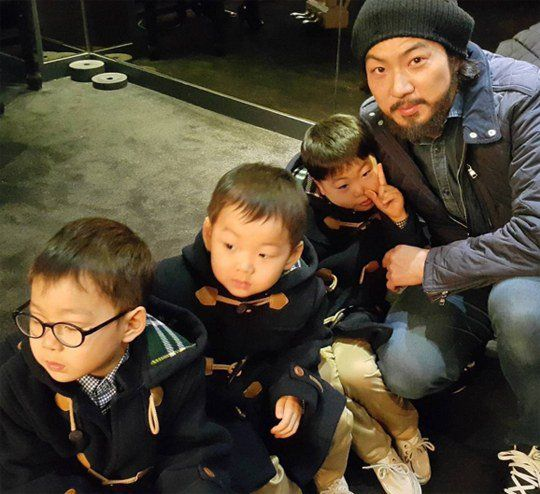 The Song Triplets Are All Dressed Up at Their Aunt's Wedding