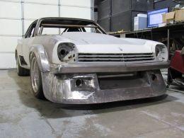 Chevrolet Vega IMSA Inspired Cosworth by bbcowboy http://www.chevybuilds.net/chevrolet-vega-imsa-inspired-cosworth-build-by-bbcowboy