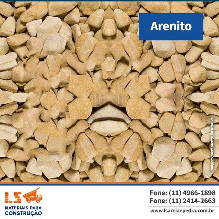 Alguém aí falou em Arenito?  Sim, nós temos!