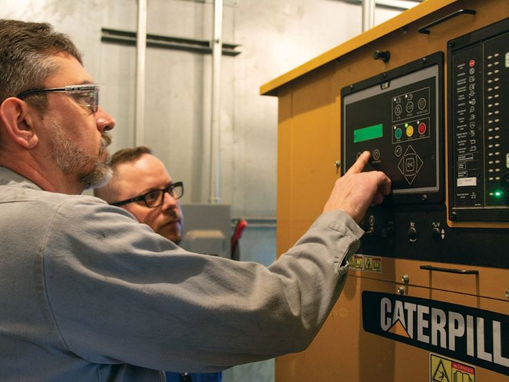 Cat Paralleling switchgear is key to 100 uptime