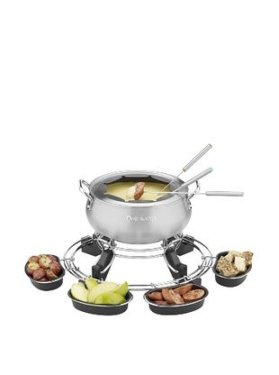 Cuisinart 3-Qt. Lazy Susan Electric #Fondue Maker