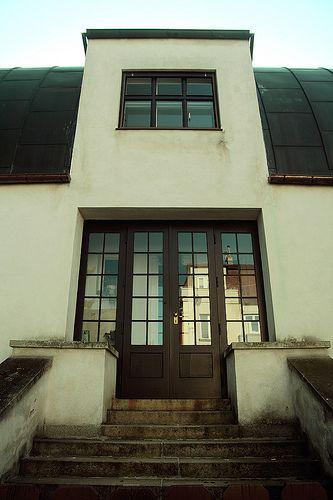 Haus Steiner, Vienna  Adolf Loos, 1910