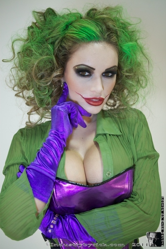 lady joker cosplays female joker costumejoker halloween - Joker Halloween Costume For Females