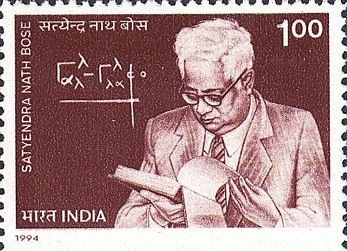 Today in #history-1-January-1894#SatyendranathBose #Professor and #famous Indian #physics #expert was born He worked with #AlbertEinstein for some time.was an #Indian#physicistfrom #Bengal specialising in#theoretical physics. He is best known for his work on#quantum #mechanicsin the early 1920s providing the foundation for#BoseEinstein #statisticsand the #theory of theBoseEinstein condensate. AFellowof the#RoyalSociety he was awarded India's second highest civilian award the#PadmaVibhushanin…