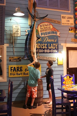 Thankful Tidings: Key Lime Cove