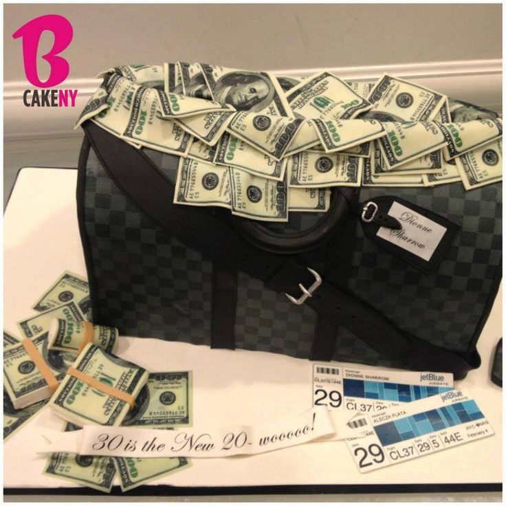 52 Best Images About Shopping/Purse Cakes On Pinterest