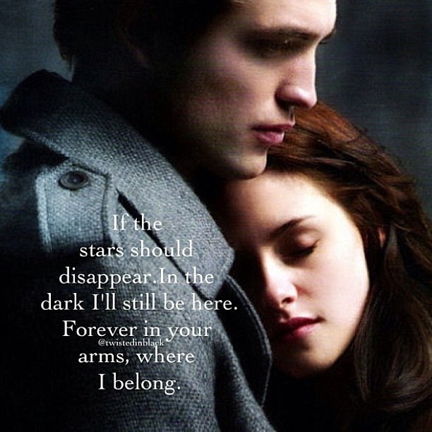 edward cullen in the twilight saga essay That story became twilight, the first of four books in a saga that has sold   mercurial vampire edward cullen – a character who constantly tells.